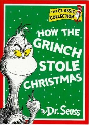£3.59 • Buy How The Grinch Stole Christmas! (Dr. Seuss Classic Co... By Seuss, Dr. Paperback