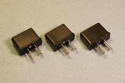 AU7.89 • Buy 3 Pcs Usa Us Eu Adapter Plug To Au Aus Australia Travel Power Plug Convertor