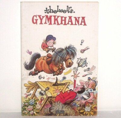 £10.99 • Buy Thelwell's Gymkhana (Mandarin Humour) By Thelwell Paperback Book The Cheap Fast