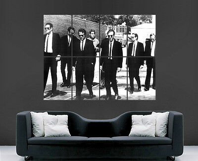 £17.99 • Buy Reservoir Dogs Poster Image Print Giant Wall Art Picture Movie Classic Film