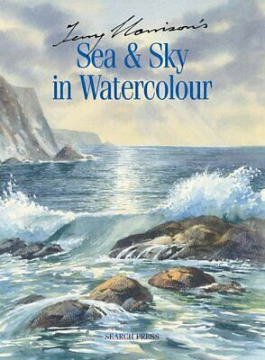 £3.19 • Buy Terry Harrison's Sea & Sky In Watercolour By Harrison, Terry Paperback Book The