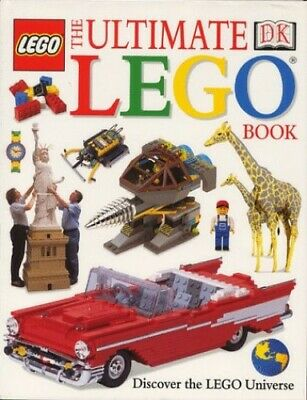 £11.99 • Buy The Ultimate Lego Book By Dorling Kindersley Hardback Book The Cheap Fast Free