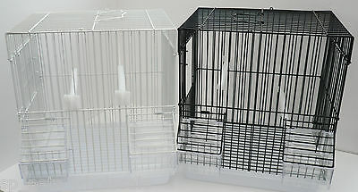 £13.95 • Buy Small Flat Top Mule,canary Carry,transport Cage