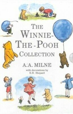 £3.59 • Buy Winnie The Pooh: Complete Collection -  Winnie The P... By Milne, A. A. Hardback