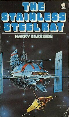 £5.99 • Buy The Stainless Steel Rat By Harry Harrison Book The Cheap Fast Free Post