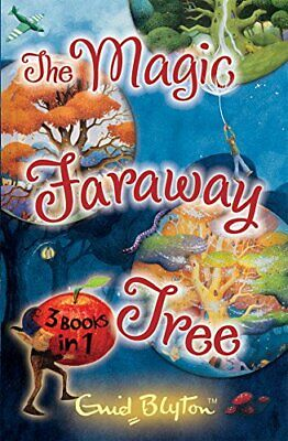 £3.59 • Buy The Magic Faraway Tree Collection: 3 Books In 1 By Blyton, Enid Paperback Book