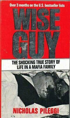 Wiseguy: Life In A Mafia Family By Pileggi, Nicholas Paperback Book The Cheap • 5.79£
