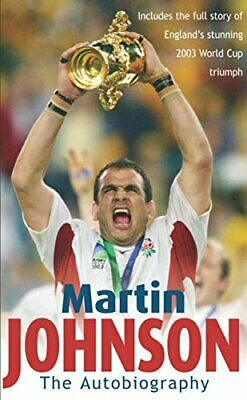 £3.99 • Buy Martin Johnson Autobiography By Johnson, Martin Paperback Book The Cheap Fast