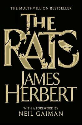 £5.49 • Buy The Rats (The Rats Trilogy) By James Herbert Book The Cheap Fast Free Post