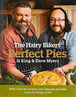 £3.99 • Buy The Hairy Bikers' Perfect Pies: The Ultimate Pie Bible From The Ki... By Si King