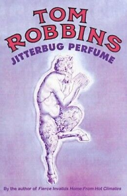 Jitterbug Perfume By Robbins, Tom Paperback Book The Cheap Fast Free Post • 5.49£