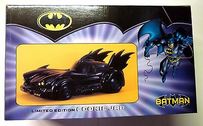 Batman Batmobile Cookie Jar Limited Edition Statue New DC Comics 2002 Amricons • 289.43£
