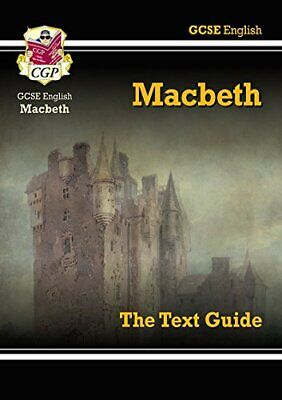 £2.69 • Buy Grade 9-1 GCSE English Shakespeare Text Guide - Macbet... By CGP Books Paperback