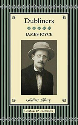 Dubliners (Collector's Library) By Joyce, James Hardback Book The Cheap Fast • 4.99£