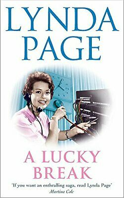 £3.99 • Buy A Lucky Break: A Compelling Saga Of Ambition, Friend... By Page, Lynda Paperback