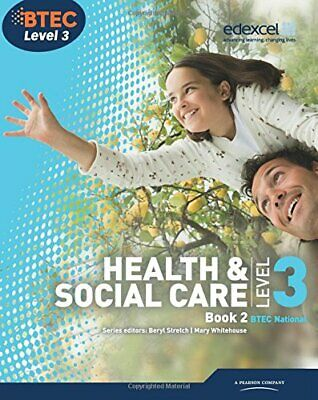 £4.99 • Buy BTEC Level 3 National Health And Social Care... By Billingham, Marilyn Paperback