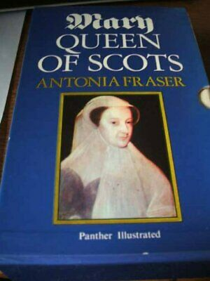 £3.99 • Buy Mary Queen Of Scots By Fraser, Antonia Paperback Book The Cheap Fast Free Post