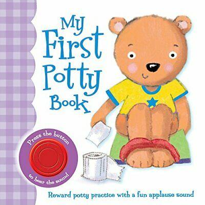 My First Potty Sound Book By Igloo Books Ltd Book The Cheap Fast Free Post • 4.49£