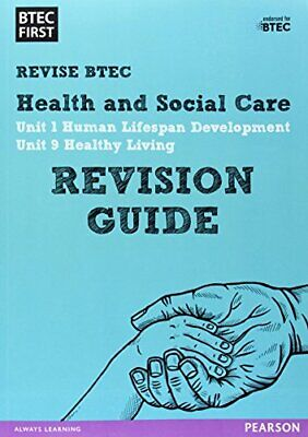 £2.99 • Buy BTEC First In Health And Social Care Revision Guide (BTEC First Health & Social