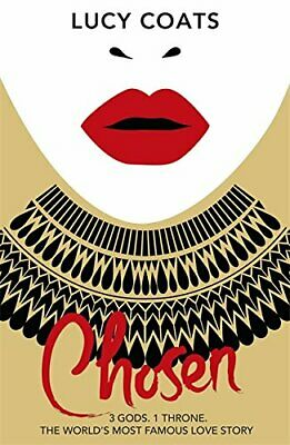 Chosen: Book 2 (Cleo) By Coats, Lucy Book The Cheap Fast Free Post • 8.49£