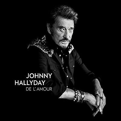 AU31.66 • Buy Johnny Hallyday - De L'amour: Delixe Edition [New CD] Hong Kong - Impo