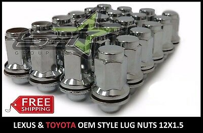 $25.15 • Buy 24 Oem Factory Mag Lug Nuts For Toyota Lexus 1.87  Correct Length For Trucks