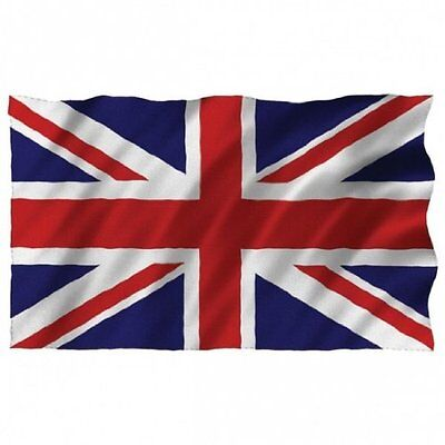 5ft X 3ft Union Jack British Flags Great Britain Union UK 100% Polyester Flags • 5.99£