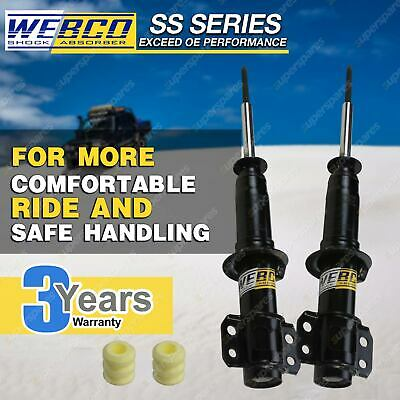 AU177.73 • Buy Pair Front Webco Shock Absorbers For KIA PREGIO KNCTB24 2.7 Diesel Van 02-06