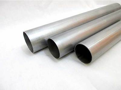 £12.99 • Buy Mild Steel Tubes Pipes For Exhaust Tube Repair, Fabrication 1.5mm Pipe