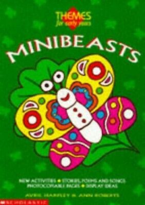 £3.99 • Buy Minibeasts (Themes For Early Years) By Roberts, Professor Ann Paperback Book The