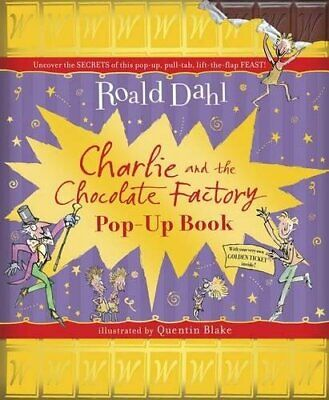£19.99 • Buy Charlie And The Chocolate Factory Pop-Up Book (Penguin Modern ... By Dahl, Roald