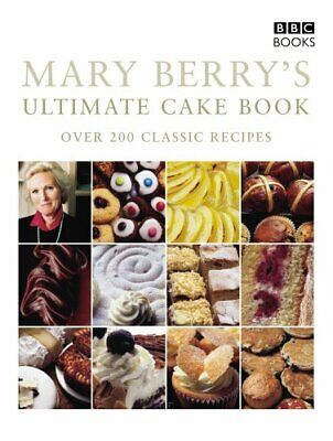 £7.99 • Buy Mary Berry's Ultimate Cake Book (Second Edition) By Berry, Mary Paperback Book