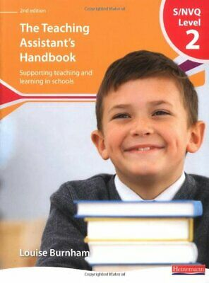 £12.99 • Buy S/NVQ Level 2 Teaching Assistant's Handbook, 2nd... By Burnham, Louise Paperback