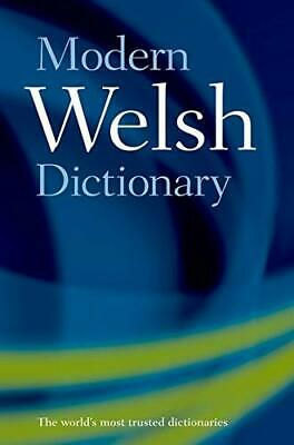 £5.49 • Buy Modern Welsh Dictionary: A Guide To The Living Language Paperback Book The Cheap