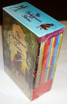 £4.99 • Buy The Shakespeare Stories - Complete Box Set Of 12 Book The Cheap Fast Free Post
