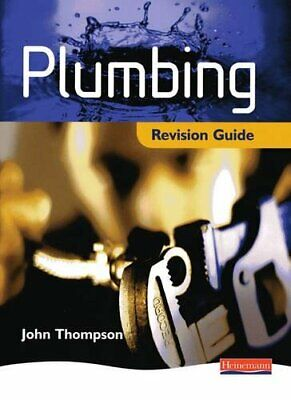 £5.99 • Buy Plumbing Revision Guide By John Thompson Paperback Book The Cheap Fast Free Post