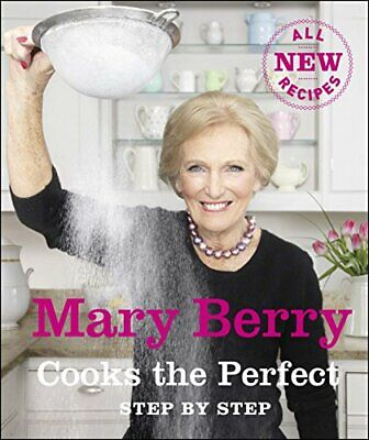 £2.99 • Buy Mary Berry Cooks The Perfect By Berry, Mary Book The Cheap Fast Free Post