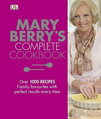 £5.99 • Buy Mary Berry's Complete Cookbook: Family Favourites With Perfect... By Berry, Mary