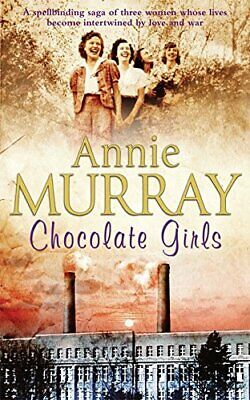 Chocolate Girls By Murray, Annie Paperback Book The Cheap Fast Free Post • 4.49£