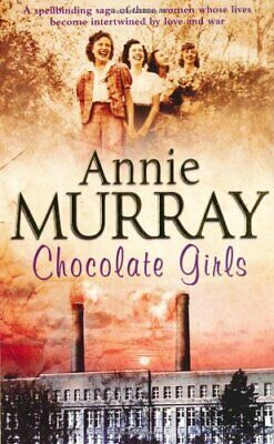 £3.99 • Buy Chocolate Girls By Murray, Annie Paperback Book The Cheap Fast Free Post