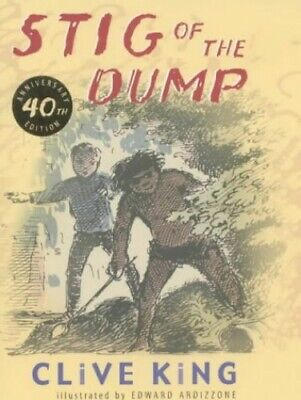 Stig Of The Dump By King, Clive Hardback Book The Cheap Fast Free Post • 15.99£