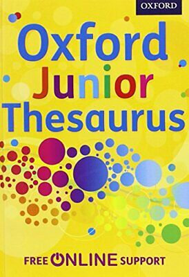 Oxford Junior Thesaurus By Oxford Dictionaries Book The Cheap Fast Free Post • 7.49£