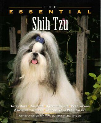 £3.59 • Buy The Essential Shih Tzu (Essential Guide) By Howell Book House Paperback Book The