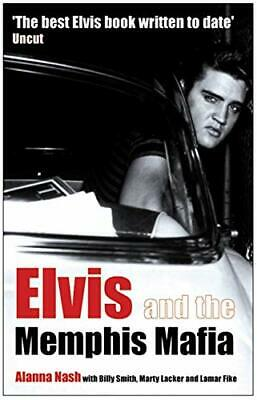 Elvis And The Memphis Mafia By Nash, Alanna Paperback Book The Cheap Fast Free • 8.49£