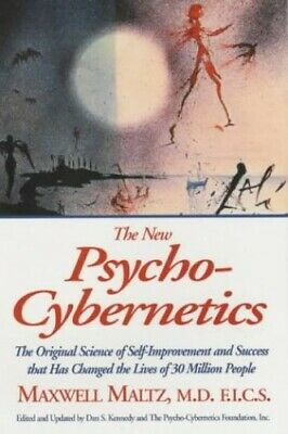 £7.49 • Buy The New Psycho-Cybernetics: The Original Science ... By Maltz, Maxwell Paperback