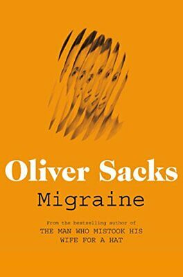 £6.99 • Buy Migraine By Oliver Sacks Book The Cheap Fast Free Post