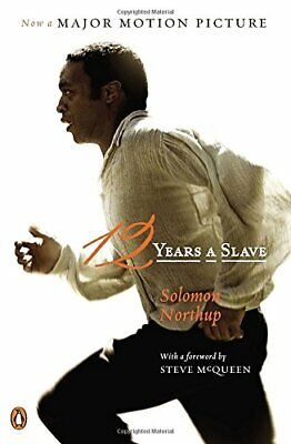 £9.10 • Buy 12 Years A Slave (Movie Tie-In) (Penguin Classics) By Northup, Solomon Book The