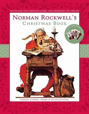 $ CDN6.08 • Buy Norman Rockwell's Christmas Book : Revised And Updated By Norman Rockwell