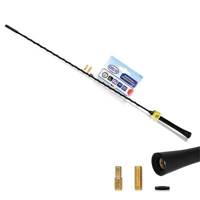 £7.99 • Buy Fits Nissan Note Quality Car Aerial Antenna Radio Fm/Am Roof Mast 55Cm Bee Sting