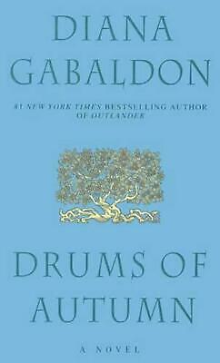 AU43.09 • Buy Drums Of Autumn By Diana Gabaldon (English) Prebound Book Free Shipping!
